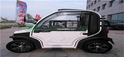 电动车车门4MM透明PC板吸塑21