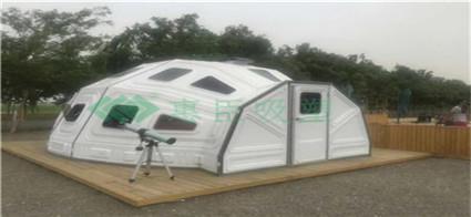 厚板吸塑帐篷
