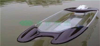 透明吸塑PC船
